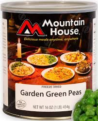 Mountain House Food Mountain House Vegetables 10 Cans Survival Supplies