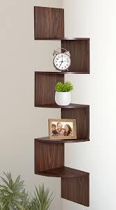 Kitchen Shelf Designs by Best 25 Wall Mounted Corner Shelves Ideas On Pinterest Corner