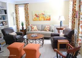 family room makeover family room makeover bright bold and beautiful