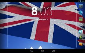 Cuban Flag Vs Puerto Rican Flag 3d Uk Flag Live Wallpaper Android Apps On Google Play