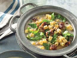 sausage and collard greens stew recipe southern living