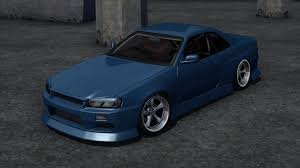 ricer skyline virtual stance works nissan skyline r34 u002702