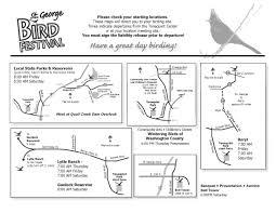 Washington County Maps by Maps Lodging St George Winter Bird Festival