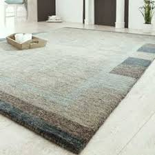 Modern Rugs Ltd Sanderson Abstract 45401 Linden Green Silver Rugs Modern