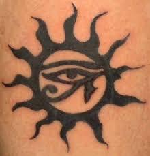as 33 melhores imagens em egyptian sun tattoos no pinterest arte