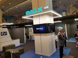 imax home theater imax vr centre now open in amc kips bay in new york