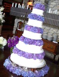 tiered wedding cakes smoothe 5 tiered wedding cake