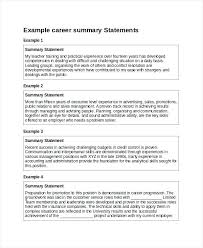 warehouse resume skills summary customer summary statement for resume exles