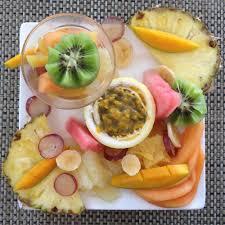 recette de cuisine antillaise guadeloupe petit déjeuner exotique guadeloupe fruits frais cuisine