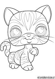 littlest pet shop coloring pages free printable coloring pages