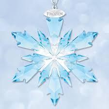 2017 swarovski frozen snowflake ornament sterling