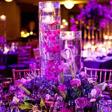 purple wedding decorations wedding decoration church home act