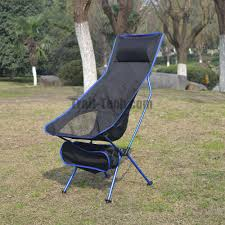 Ultralight Backpacking Chair Portable Folding Outdoor Camping Chair For Hiking Picnic Fishing