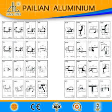 Kitchen Cabinet Price List by 2015 Price List For Aluminum Profile For Kitchen Cabinet Polishing