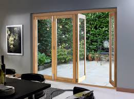 Patio Doors Wooden Folding Patio Doors Edmonton Folding Patio Doors For More Airy