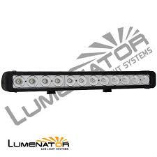 20 single row led light bar 8635 clearance 20 single row led light bar pacific powertrain