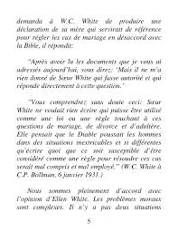 declaration de mariage conseils conduite sexuelle adultere et divorce