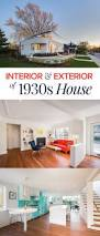 1930 Homes Interior A Lovely 1930s Modern House In Ontario Home Design Lover