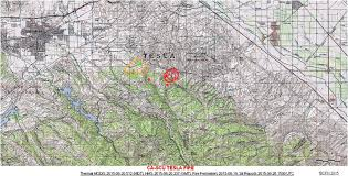 Ca Wildfire Map 2014 by Cfn California Fire News Cal Fire News 8 1 15