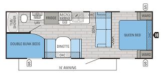 House Trailer Floor Plans by 2016 Jay Flight Travel Trailer Floorplans U0026 Prices Jayco Inc
