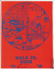 junior high yearbooks hale junior high school hale yearbook san diego ca covers 1 3