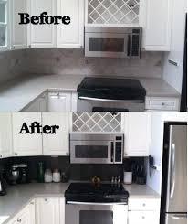 tiling a kitchen backsplash do it yourself diy tile backsplash picture of vinyl tiled diy kitchen backsplash