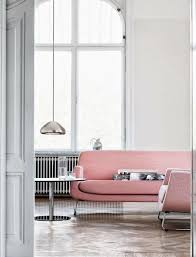 grey interior decorating with dusty pink style u0026minimalism