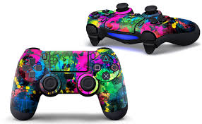 how to change the color of ps4 controller light ps4 controller skins consoleskins