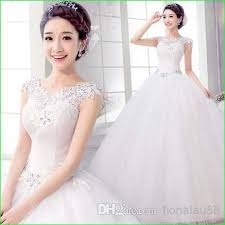 wedding gown designs new design white wedding gown 2014 hollow out floor length