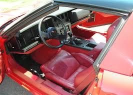 85 corvette transmission 1985 chevrolet corvette coupe 61362