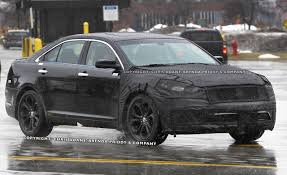 Ford Taurus Sho Engine 2012 Ford Taurus Sho U2013 Future Ford Taurus Sho Spy Photos