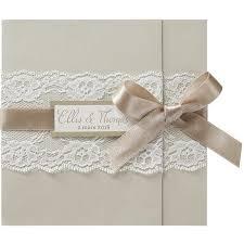 faire part dentelle mariage faire part mariage chic vintage creme dentelle belarto 726076