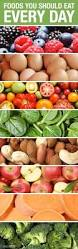how many of these foods do you get in your diet every day are you