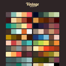muse resources vintage superpack colors pinterest