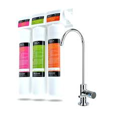 under sink water filter for kitchen faucet kitchen sink water
