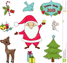 christmas clip art stock images image 27943684
