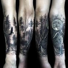 best 25 wolf sleeve ideas on pinterest forest tattoo sleeve