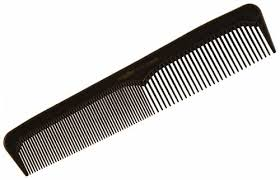 what would be the best way to model a hair comb grabcad