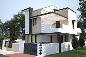 South Facing Duplex House Floor Plans by Simple Modern Home Architecture Design Ideas With Cantilever