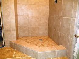 Bathroom Tile Layout Ideas by Cool Shower Tile Patterns Ideas