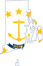 Map Of Ri File Flag Map Of Rhode Island Svg Wikimedia Commons