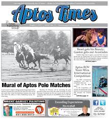 Warmboard Competitors by Aptos Times August 1 2017 By Times Publishing Group Issuu