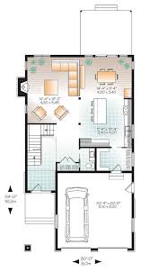 4 bedroom open floor plans house plan w2889 v1 detail from drummondhouseplans com