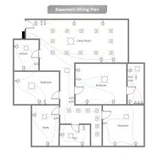 How To Sketch A Floor Plan How To Create House Electrical Plan Easily