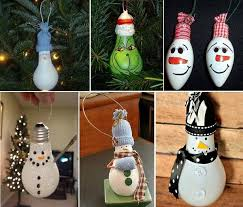and easy light bulb decoration ideas for diy cozy home