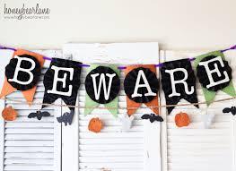 halloween banner ideas u2013 fun for halloween