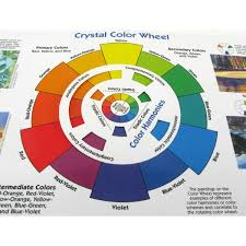 cp7231 crystal color wheel desk reference