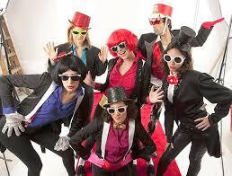 dashing fashion rocky horror fashion show