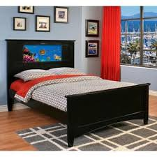 Canterbury Bedroom Furniture by Lightheaded Beds Chestnut Canterbury Full Size Light Up Headboard