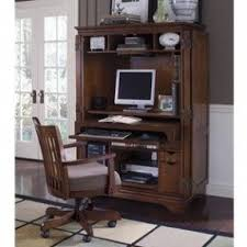 Computer Desk With Doors Computer Armoire With Pocket Doors Foter